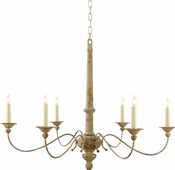 Belgian Country Chandelier