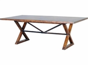 Italian Country Extension Dining Table