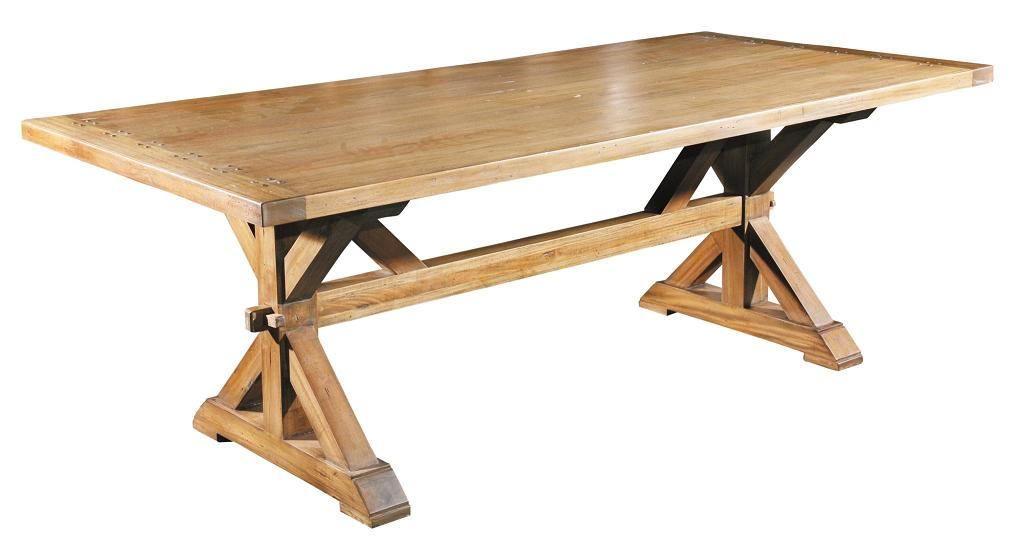 Italian Country Trestle Dining Table British Home Emporium : italian country trestle dining table 3 from www.britishhomeemporiumshop.com size 1024 x 557 jpeg 43kB