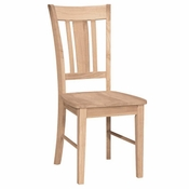 Slatback Dining Chair