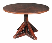 Victor Pedestal Table