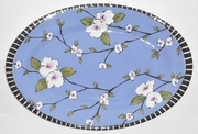 Cherry Blossom/Small Oval Platter