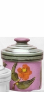 Fall Floral Small Canister