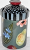 Fruit Blossom- Medium Canister