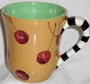Fruit Compote/Cherry Mug