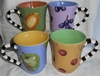 Fruit Compote Mug Set