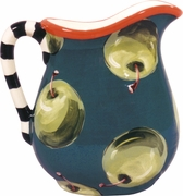 Green Apple Large Pitcher
