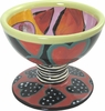 Hearts Pedestal Bowl
