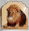 King of the Jungle Business Card Holder