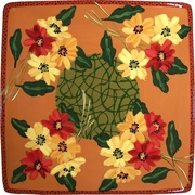 Mary's Daisy Square Charger