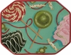 Ribbon Candy - Octagon Platter