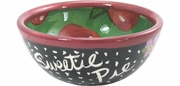 Sweetie Pie Cereal Bowl