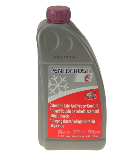 Pentofrost 1 5 Liter Container G12 Coolant