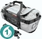 35 Ltr Adventure Duffel - White