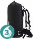 60 Ltr Dry Tube Pack - Solid Black