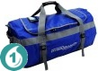 90 Ltr Adventure Duffel - Blue