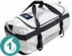 90 Ltr Adventure Duffel - White