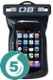 OverBoard Waterproof iPhone Case - Black