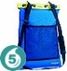 Padded Waterproof Nylon Bag - Large