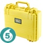Waterproof Vault Case VC-12 Yellow