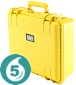 Waterproof Vault Case VC-16 Yellow