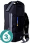 Waterproof 20 Liter Classic Backpack- Black