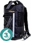 Waterproof 20 Liter Pro-Light Backpack - Black