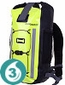 Waterproof 20 Liter Pro-Vis Backpack- Yellow