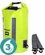 Waterproof 20 Liter Pro-Vis Dry Tube- Yellow