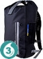 Waterproof 30 Liter Classic Backpack- Black