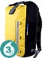 Waterproof 30 Liter Classic Backpack- Yellow