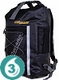Waterproof 30 Liter Pro-Light Backpack - Black