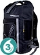 Waterproof 30 Liter Pro-Sports Backpack- Black