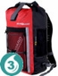 Waterproof 30 Liter Pro-Sports Backpack- Red