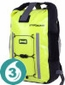Waterproof 30 Liter Pro-Vis Backpack- Yellow