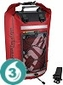 Waterproof 30 Liter Ultra-Light Dry Tube - Red