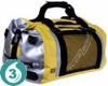 Waterproof 40 Liter Pro-Sports Duffel- Yellow