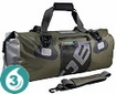 Waterproof 50 Liter Ultra-Light Duffel - Green