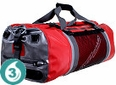 Waterproof 60 Liter Pro-Sports Duffel- Red