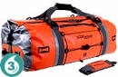 Waterproof 60 Liter Pro-Vis Duffel- Orange