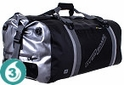 Waterproof 90 Liter Pro-Sports Duffel- Black