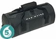 Waterproof Bike/Moto Micro Duffel - Black 12L
