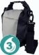 Waterproof Roll-Top SLR Camera Bag - Black