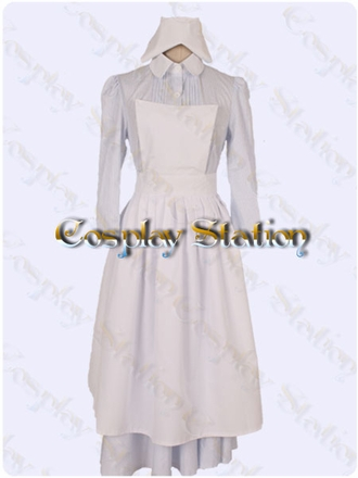 19th Century Nurse Custom Made Cosplay Costume: High Quality!