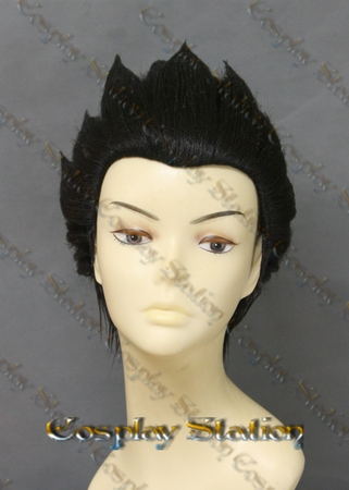 Ace Attorney Phoenix Wright Custom Made Cosplay Wig