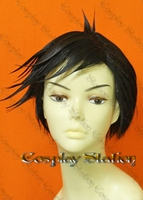 Adventure Time Marshall Lee Custom Styled Wig