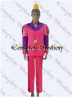 Adventure Time Prince Gumball Cosplay Costume