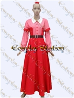 Anime Little Women Jo March Costume