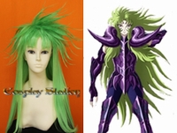 Aries Shion Sapuri Custom Styled Cosplay Wig