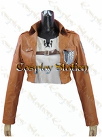 Attack On Titan Survey Corps / Recon Corps Cosplay Jacket